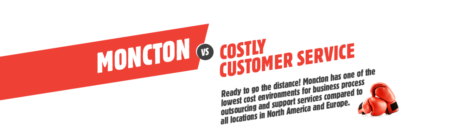 Moncton VS Costly Customer Service