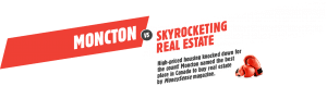 Moncton VS Skyrocketing Real Estate