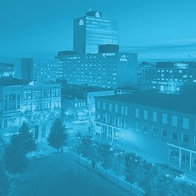 Moncton - Cost-competitive city