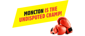 Moncton is the Undisputed Champ!